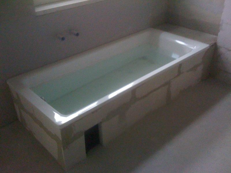 postaplan = ytong steine badewanne ~ badewanne design, Deko ideen